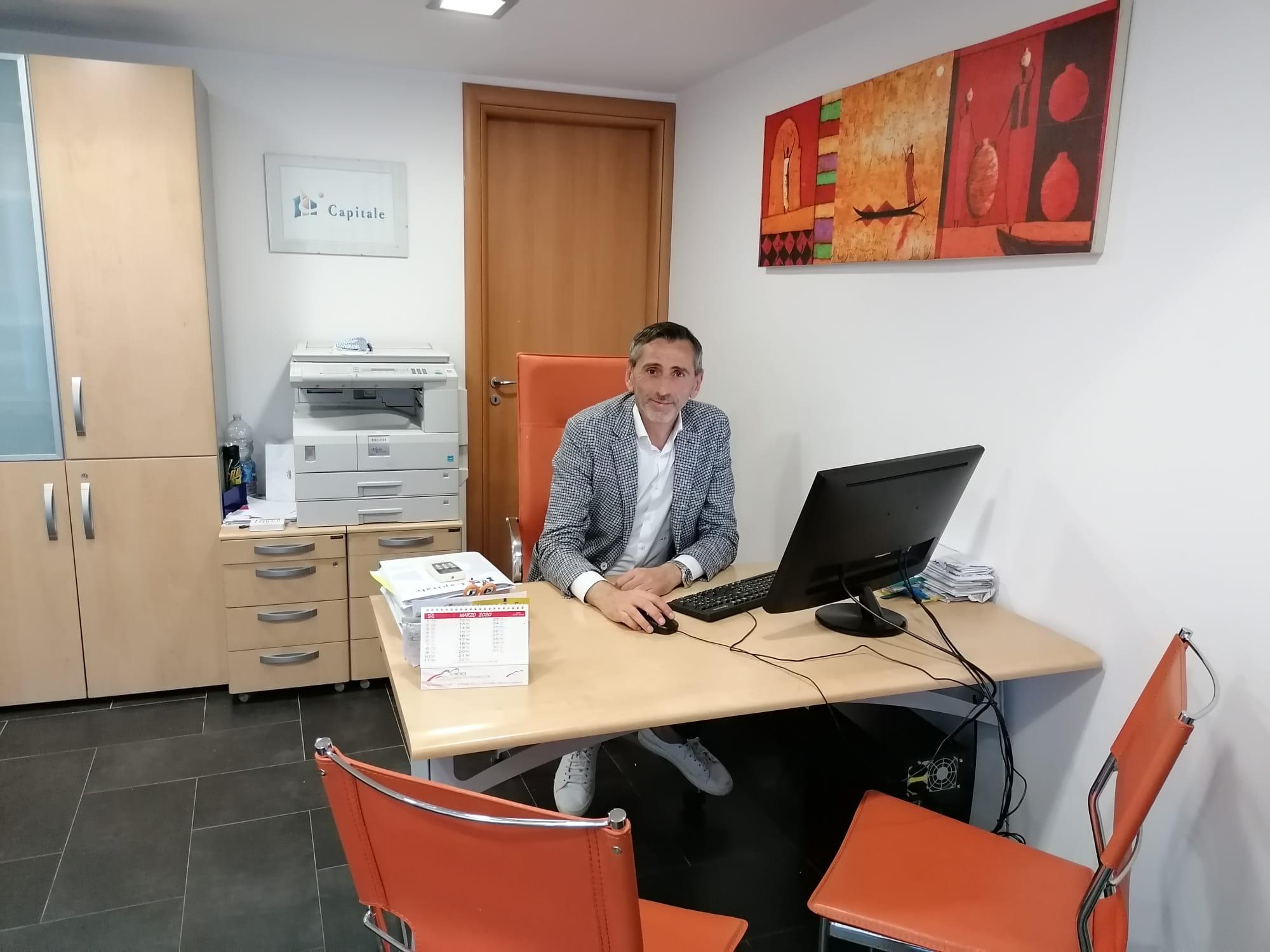 Agente Immobiliare di Capitale Immobiliare Domiesse Marco Furmio